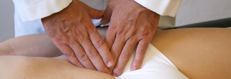behandling af ileo psoas musklen (mørbrad)