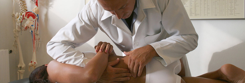 behandling af iliaco lumbaris ligamentus (bækken ledbånd)