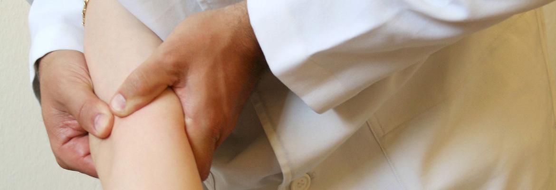 manipulation af radius posterior (udvendig underarmknogle)